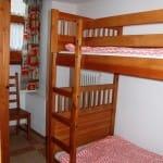 casegranparadiso-appartamento-107B-camera con letto a castello