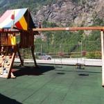 parco giochi - scuola